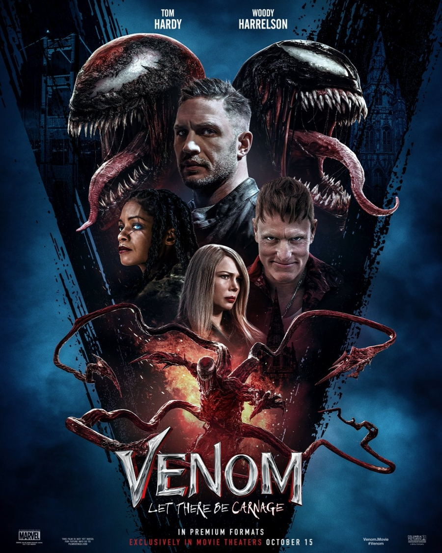 Venom: Let There Be Change